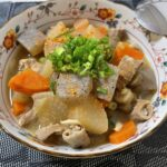 ゴーヤと牡蠣と卵のオイスター炒め